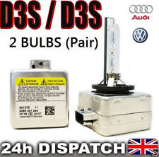 D3S HID XENON REPLACEMENT BULBS - SUPERIOR QUALITY