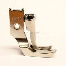 S32 Piping Welting Cording Feet For Industrial Walking Foot Sewing Machines
