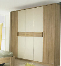 RAUCH FERRAND SLIDING DOOR WARDROBE WITH MIRROR FRONT VARIOUS SIZES