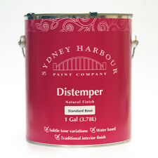 Sydney Harbour Distemper Paint Colors Gallon - Neutrals, Browns & Greys 1-30