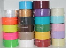 Brand New Duck Brand Color Duct Tapes!! NEW Pastel, Neon, Solid, Metallic & More