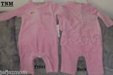 """@**DISNEY STORE """"MY LITTLE PRINCESS"""" ONE-PIECE COVERALL/JUMPER FOR GIRLS**NEW!!"""