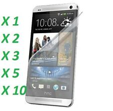 Crystal Clear LCD Screen Protector Film Cover For HTC One Mini M4 [LOT]