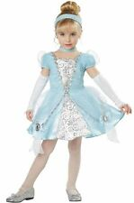 Brand New Cinderella Deluxe Princess Toddler Costume