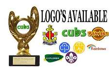 CUBS SCOUTS BOYS BRIGADE BEAVERS EXPLORER BROWNIES GIRL GUIDES RAINBOWS TROPHY