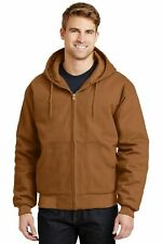 PEACHES PICK NEW Thermal Lined Duck Active Jacket Mens XS-6XL Big Tall LT-4XLT