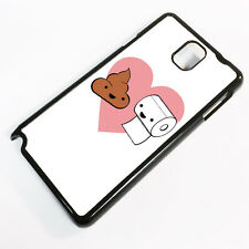 Cover for Samsung Galaxy Note III 3  Toilet Cute Cartoon Cool Funny Case :2170