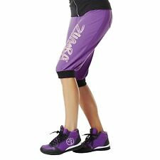 Zumba Shake Your Shuttle Capris - Orchid