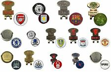 Official Football Club Golf Hat Clip & Detachable Ball Marker Gift