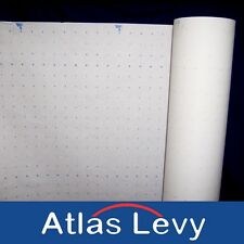 "Pattern Making : MARKING ALPHANUMERIC PAPER Different sizes  60""- 66"" x 400"""