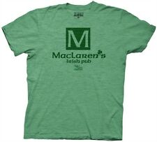 How I Met Your Mother MacLaren's Irish Pub Officially Licensed Authentic T-shirt
