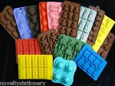 Great Novelty Ice Trays and Chocolate Moulds, Great for Parties and Students