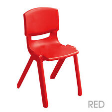 Sebel Style Chair, Educational School Chairs Plastic Stacking Student Chair