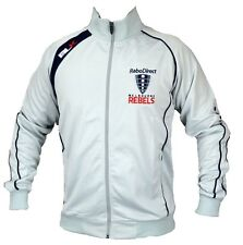 Melbourne Rebels Travel Jacket 'Select Size' S-3XL BNWT3 Union Grey