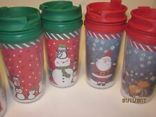 Design Your Own Holiday Travel Mug - Double Walled Cup, Kids Arts & Crafts, Xmas