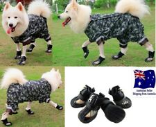Dog Shoes Burberry Check XS -XXXL - Boots Booties Paws Protection Support Pet