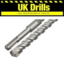 BULK SDS+ MASONRY DRILL BIT, TUNGSTEN CARBIDE TIP, DESIGNED FOR CONCRETE/BRICK!