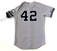 MARIANO RIVERA AUTHENTIC NY YANKEES JERSEY GMS BS PATCH