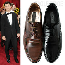 EagleStage 'Motion' New MENS Lace-Up Dress Shoes Moc-Toe Oxford Size 6 7 8 9 10