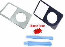 Replacement Front Cover Panel Housing Part for Ipod Classic 5th gen 5g A1136