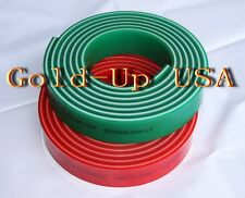 """6"""" to 20""""Screen Printing Squeegee Triple Durometer 50mm x 9mm"""