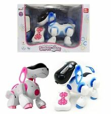 I Robotic Electronic i Robot Dog Remote Control Toy Pet Puppy Kids Boys Children