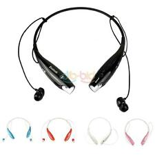 Colorful Wireless Bluetooth Stereo Two Channel Sports Headset Earphone With Mic