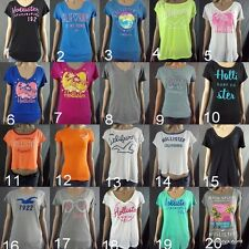 Hollister Women's T-Shirt Many Styles NWT Size S M L Brand New with Tags Sexy