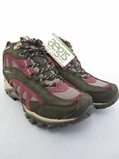 Merrell Women Walking Boots Black and Huckleberry Siern Song Size 5.5-7.5