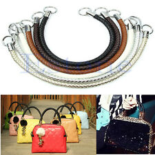 Round Shoulder Bags DIY Purse Handle Replacement Handbag Strap New