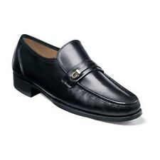 florsheim Mens shoes Cyber Monday como Imperial Loafer 17116 Black Ship leather