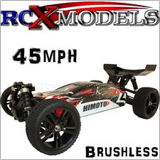 RC Car Buggy Remote Control Off Road Fast Brushless Electric Ver Of Nitro/Petrol