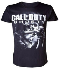 T-Shirt CALL OF DUTY GHOSTS 2013 S M L XL SOLDIER & LOGO NEU+OVP