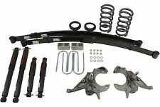 Belltech 94-04 S10/S15 V6 Ext Cab 4/5 Drop w/ND2 Shocks Lowering Kit 622ND