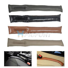 Leather Luxury VIP Auto Car Seats Gap Filler Pad Stop Gap Filler Holster