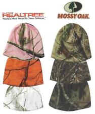 """Beanie 8"""" Camo Knit Lined Realtree Mossy Oak patterns Hunting Hat Cap"""