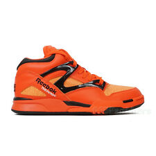 "Reebok Pump Omni Lite ""Pumpkin"" (Swag Orange/Black/White) Men's Shoes V60289"