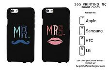 Mr and Mrs Couple Phone Cases iPhone 4 5 5C 6 6+, Galaxy S3 S4 S5, HTC M8, LG G3
