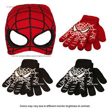 SpiderMan Gloves kids teen young adult halloween costume gift for boys