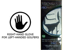 4 PACK PROPLAY PROGLOVE GOLF GLOVES MENS RH (LEFT HAND GOLFERS) - MULTIPLE SIZES