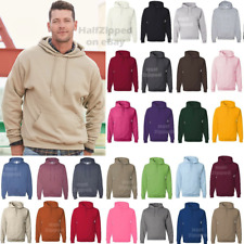 JERZEES NuBlend Hooded Sweatshirt Hoodie 996MR S-XL Cotton/Polyester