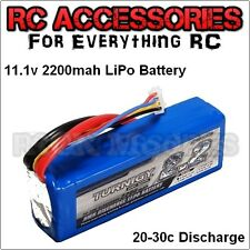 2200mAh High Discharge LiPo Battery Pack 11.1v 3 s Cell 20C 30C RC Helicopter UK