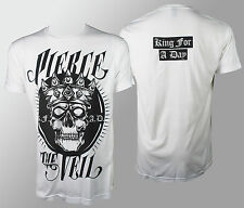 Authentic PIERCE THE VEIL King For A Day Skull T-Shirt S M L XL NEW