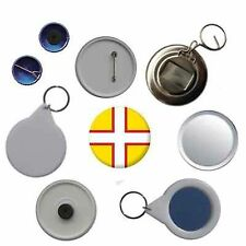 Dorset England Flag Pin Button Badge Magnet Keyring Bottle Opener Mirror