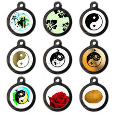 Cute Fun Pet Dog Cat Name ID Pet Tags For Collar - Engraved FREE