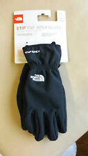 The North Face Womens Etip TNF Apex Glove- TNF Black NWT Size XS-L