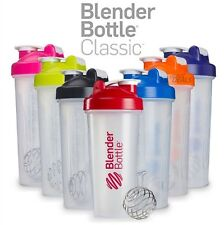 Blender Bottle Classic 28 oz. Large Shaker Protein Mixer Mixing Wire Whisk