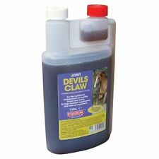 EQUIMINS DEVILS CLAW LIQUID for supplement joints arthritis for horses and dogs