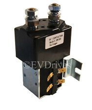Albright Style SW180 Solenoid / Contactor - 200 amp w/ Mounting Bracket  48V