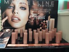 New Maybelline Colorsensational The Buffs Lipstick , You Choose!!!